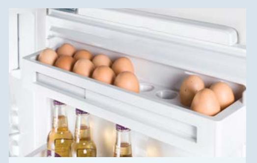 Regál na vejce