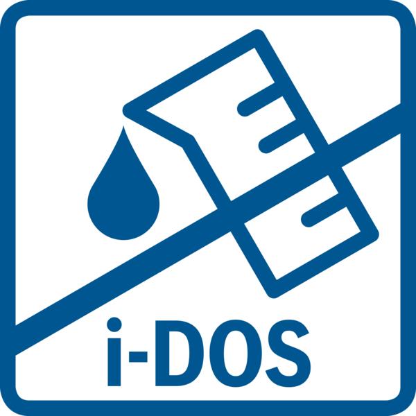 i-DOS je systém, který šetří prací prostředek