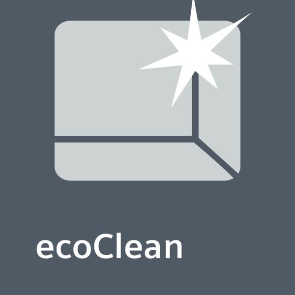 Výrazne ľahšie čistenie rúry. S ecoClean Plus špeciálnou povrchovou úpravou od Siemens.