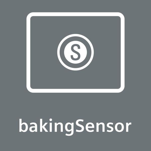 Pečicí trouba sama zjistí, kdy je proces pečení ukončen: bakingSensor.