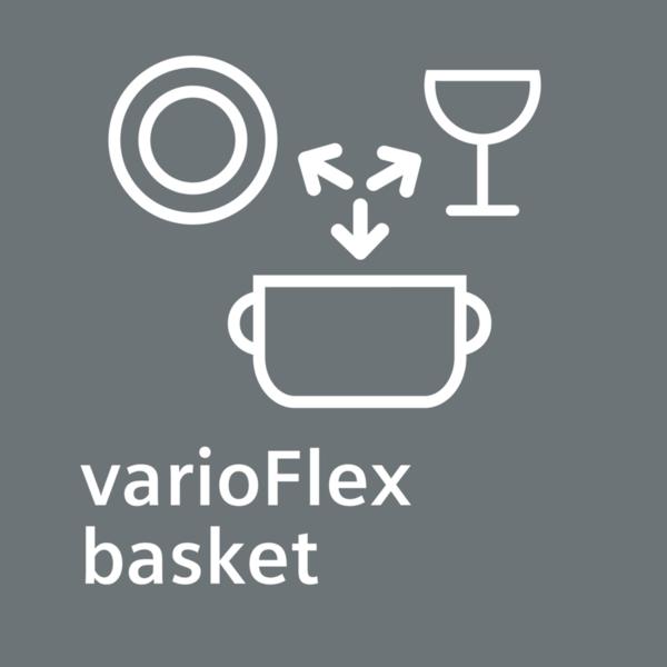 Systém košů varioFlex.