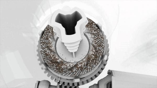 Systém CeramDrive predstavuje jemné namiešanie a perfektnú arómu.