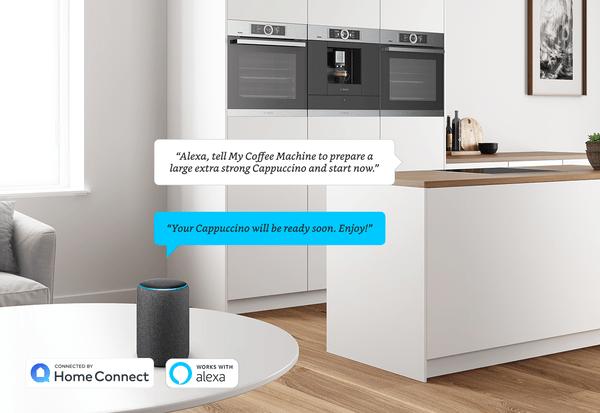 Ovládajte svoje zariadenie pomocou Amazon Alexa - hlasové ovládanie.