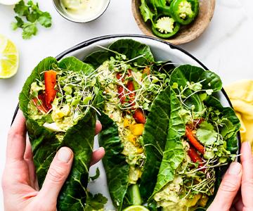 Vegetariánský kurz a zdravá výživa