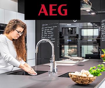 Vaření na spotřebičích AEG