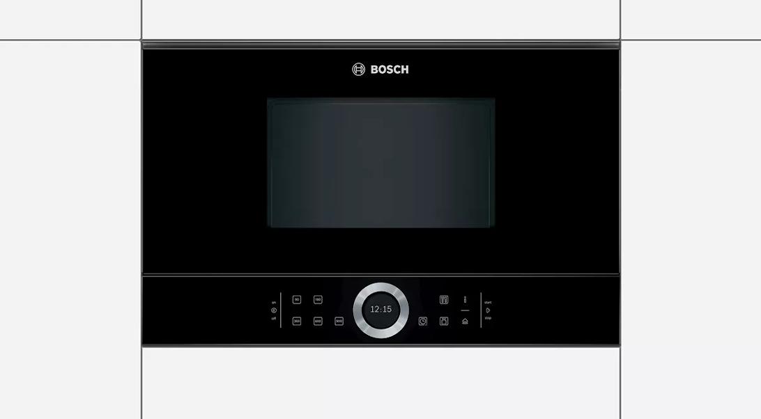 Vestavná mikrovlnka Bosch BFR634GB1