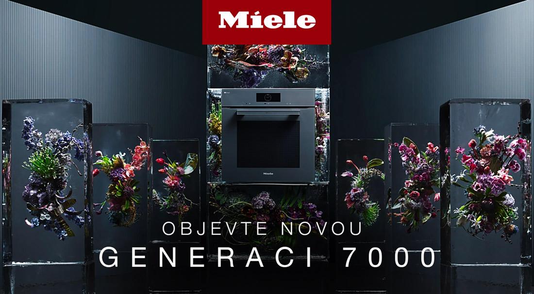 Miele - Nová Generace 7000