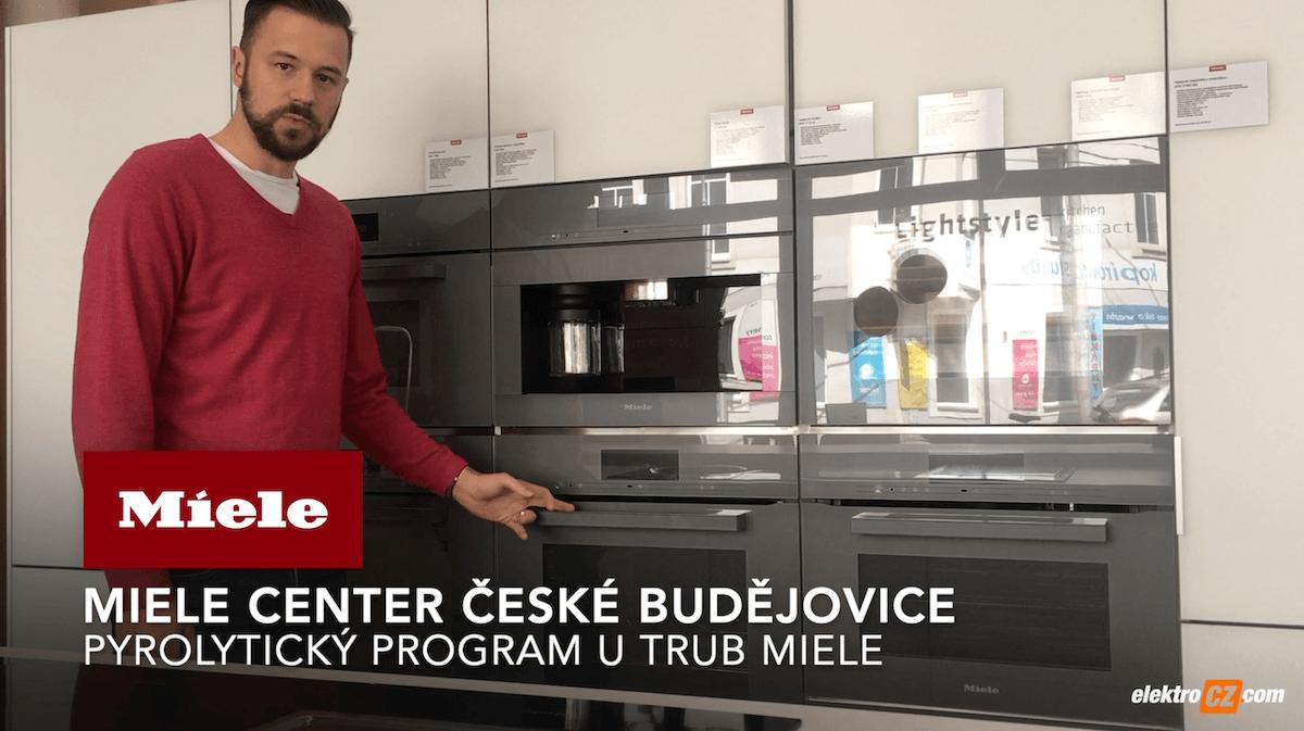 Miele Center České Budějovice | Pyrolytický program u trub Miele
