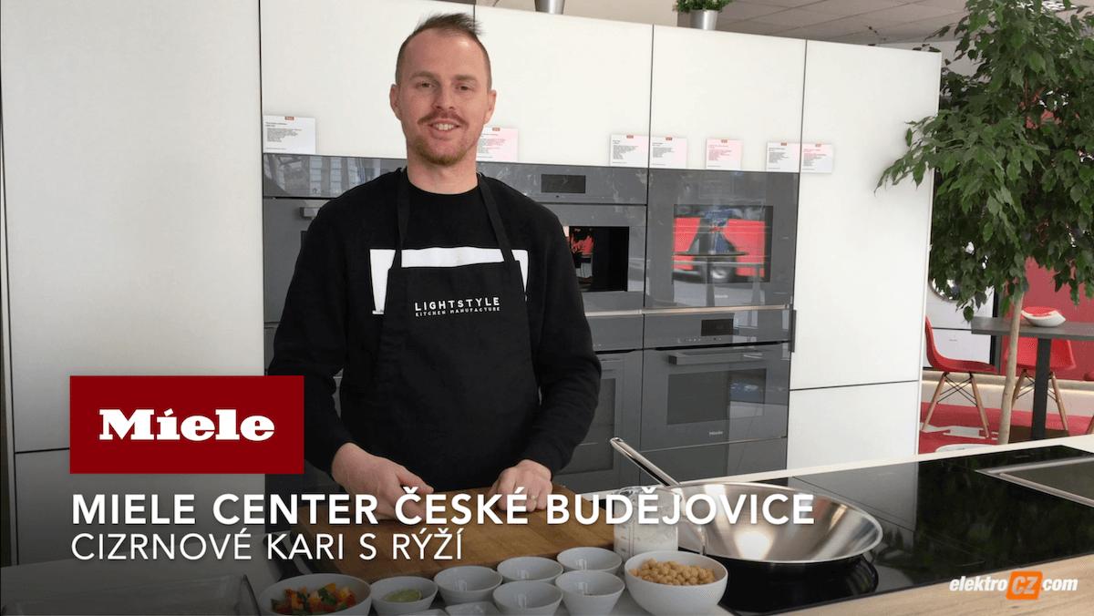 Cizrnové kari s rýží | Miele Center České Budějovice